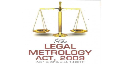 Legal Metrology Consultants in Coimbatore