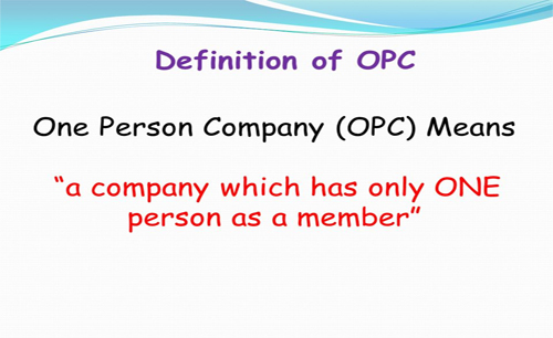 OPC Registration in Coimbatore