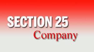sec 25 company registration